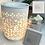 Thumbnail: White Cut Out Ceramic Oil/Wax Melt Burner