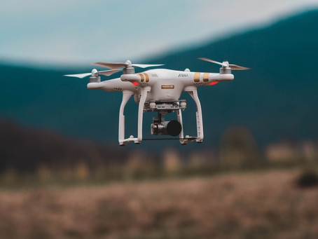 Deploying Drones Against The Invisible Enemy Called COVID-19