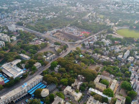 How Drones Are Helping Pune Police To Combat COVID-19