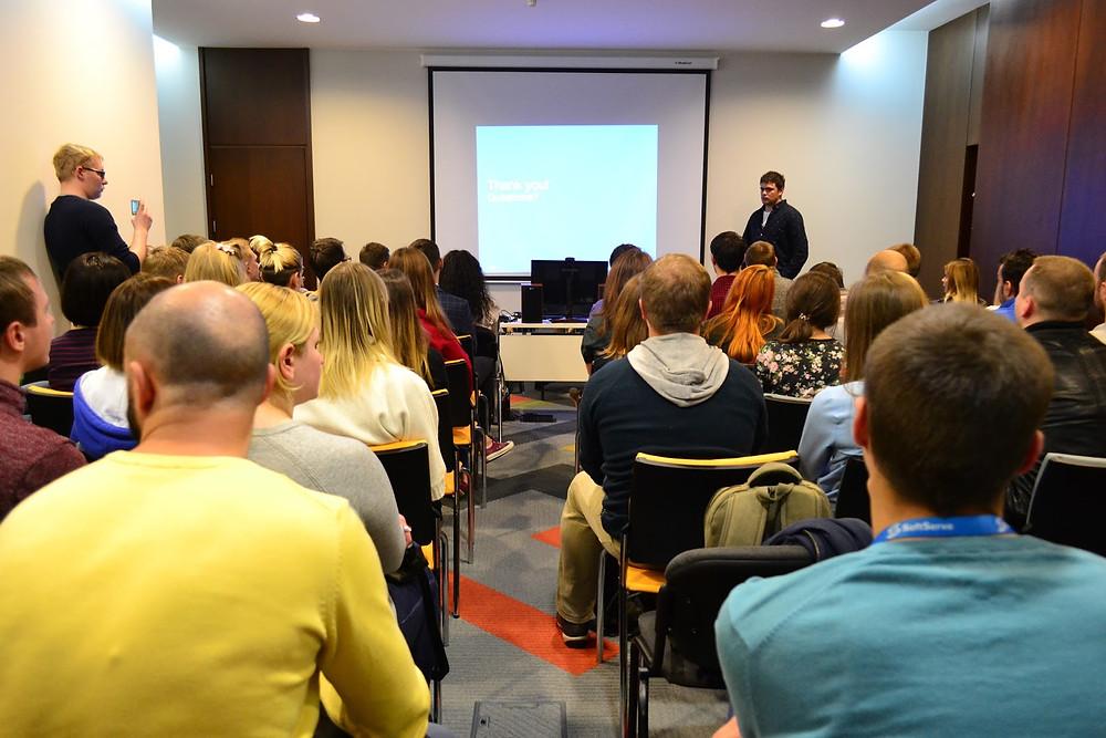 Коваленко Дмитрий - преподаватель по тестированию