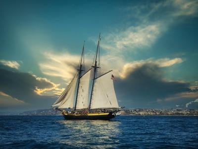 Tall Ship, Dana Point, California