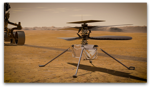 Here's What You Should Know About NASA's Mars Drone Ingenuity