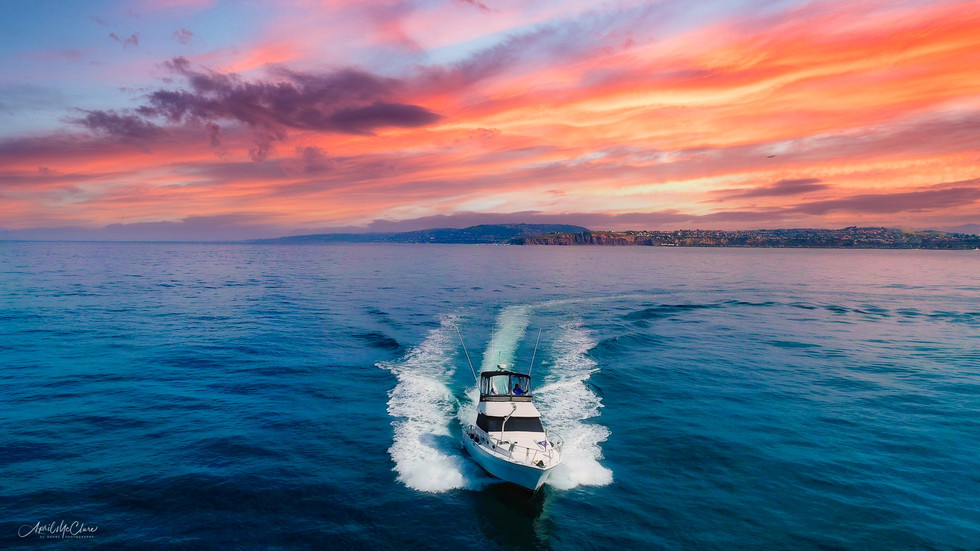 Yacht Photographer for Print in Orange County, California