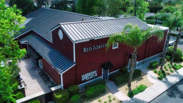 Drone Photograph of a Commercial Property in Orange County, California