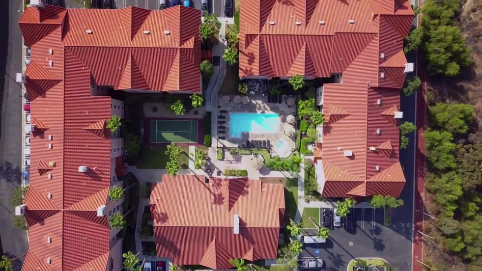OC Drone Photography Video of a Hotel Property