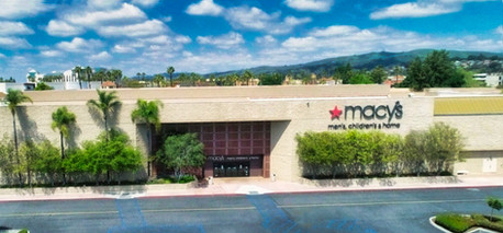 Aerial Drone Photography of a Commercial Property in Orange County, CA