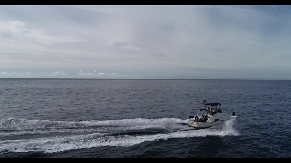 Commercial sales video of a boat for sale in Orange County, California