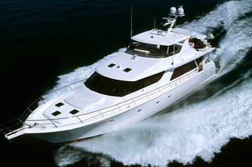 """Yacht """"action"""" On-Water Aerial Photograph"""