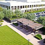 Office Exterior in Irvine, CA - Aerial Photography