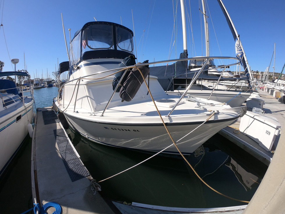 Virtual Boat Tour Photograph