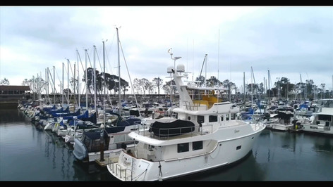 Aerial Photography and Videography of boats in Dana Point, California
