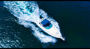 Drone Photographer of Boats in Orange County, California