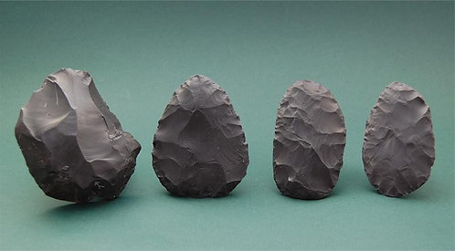The Basic Stages/Lithic Casts