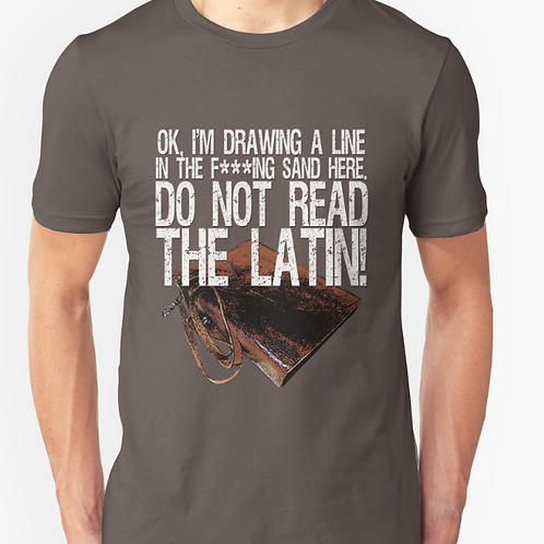 Do Not Read The Latin Collection