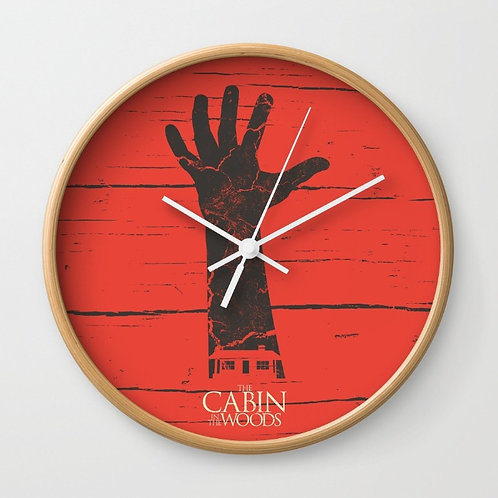 Cabin In The Woods Hand Collection
