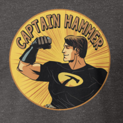 Captain Hammer Collection