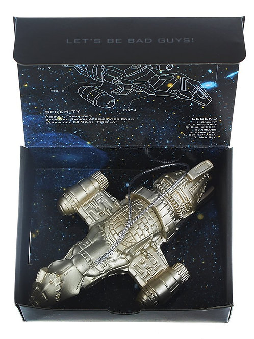 Serenity Firefly Collectible Ornament
