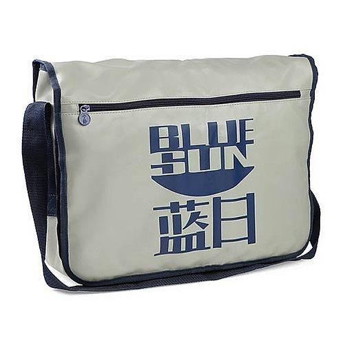 Blue Sun Messenger Bag
