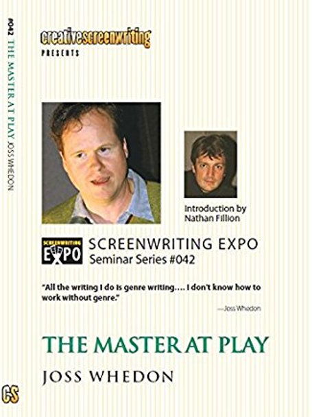 Joss Whedon: The Master at Play