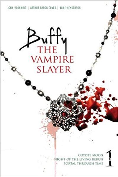Buffy the Vampire Slayer Short Stories Volume 1-3