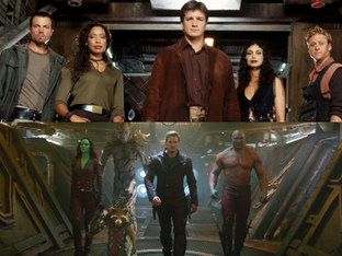 Guardians of the 'Verse?   Am I The Only One Who Feels Guardians of the Galaxy Has a Firefly Vib