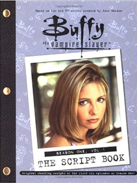 Buffy The Vampire Slayer: The Script Books