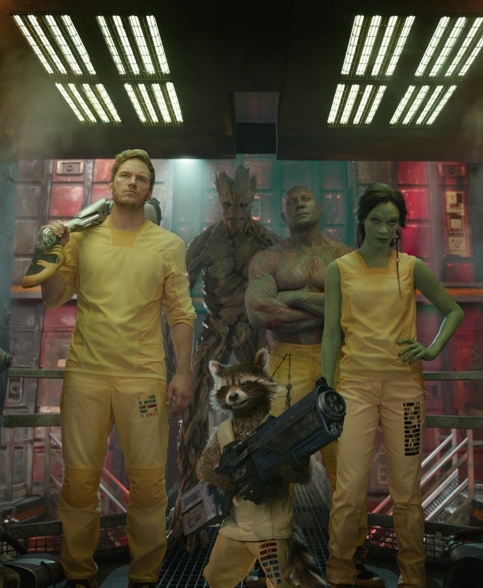 Guardians crew