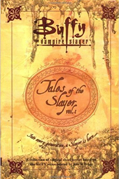 Tales of the Slayer, Volume 1 - 4