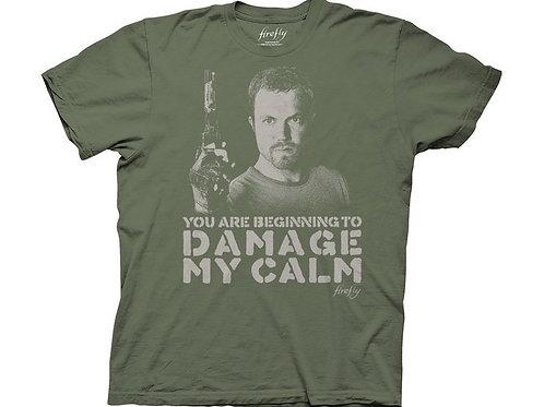 Damage My Calm Tee