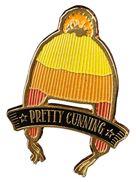 Pretty Cunning Lapel Pin