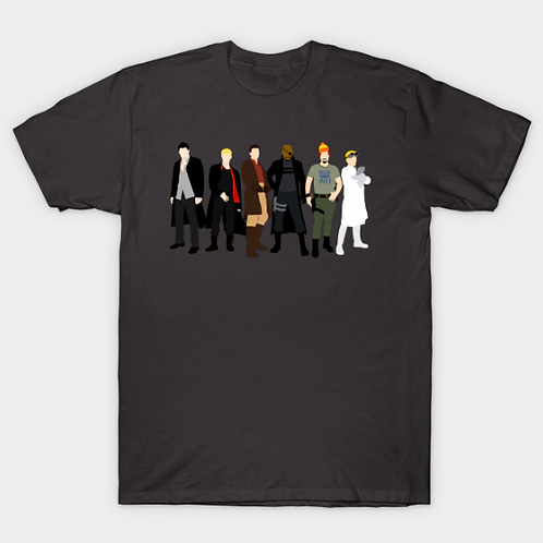 Men Of The Whedonverse Tee