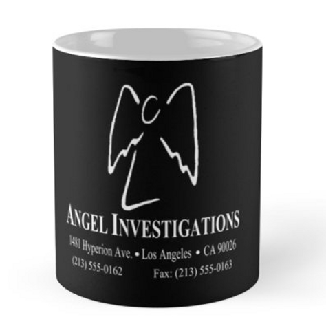 Angel Investigations Collection