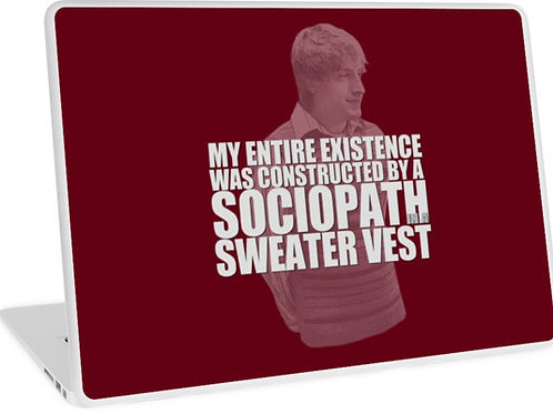 Sociopath In A Sweater Vest Collection