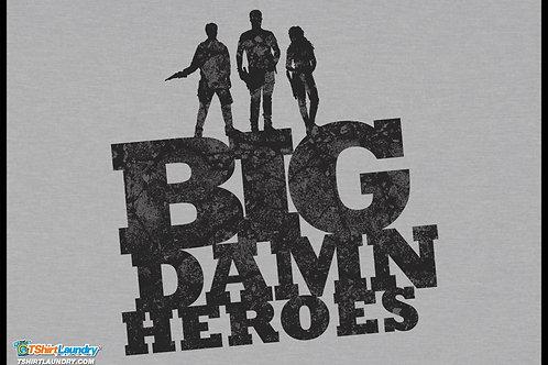 Big Damn Heroes Shirt