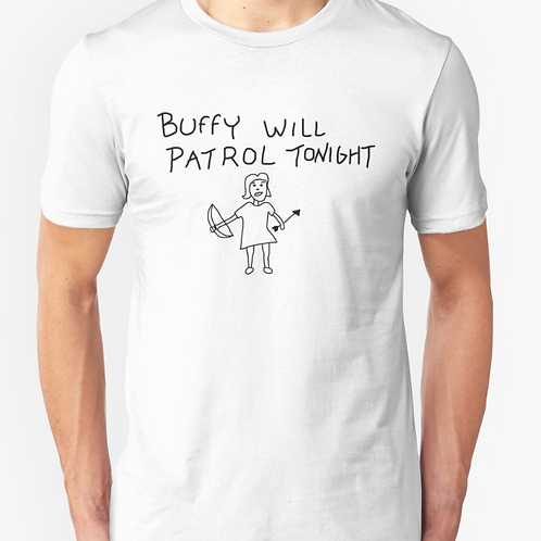 Buffy Will Patrol Tonight Collection