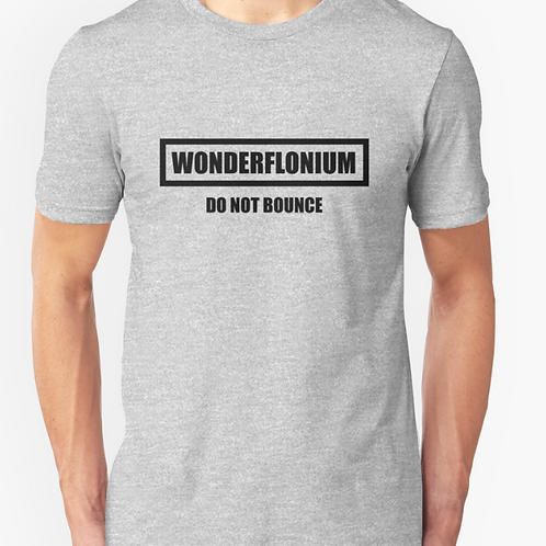 Wonderflonium Do Not Bounce Collection
