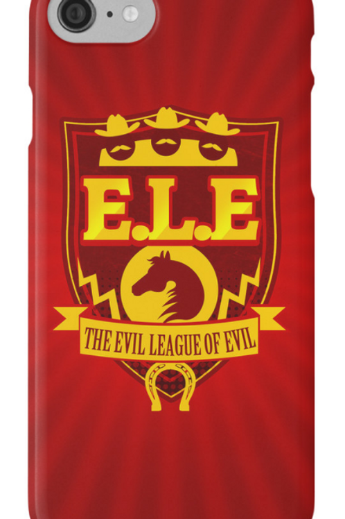 Evil League Of Evil Crest Collection