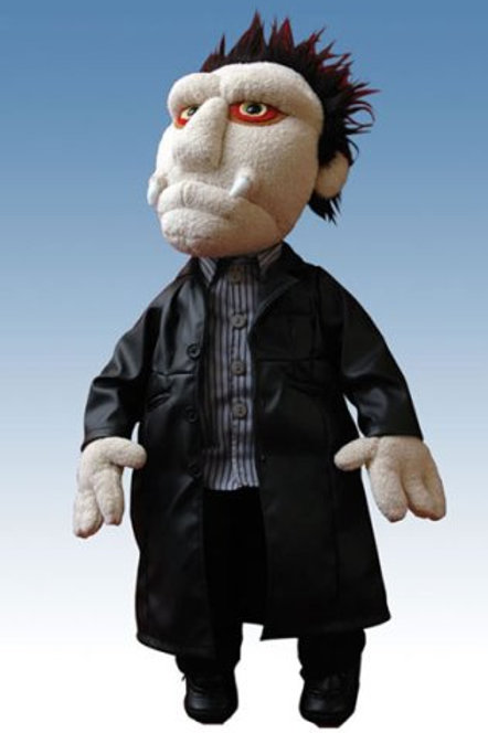 "Vampire Angel Smile Time 21"" Puppet Plush"