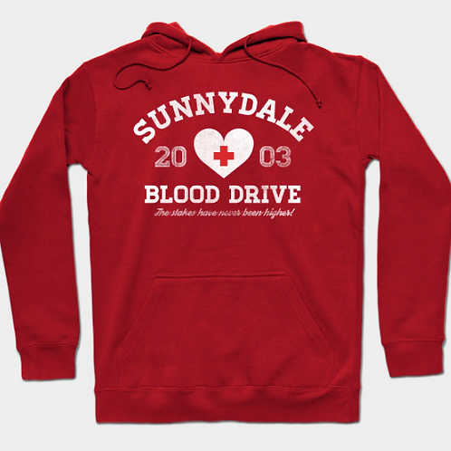 Sunnydale Blood Drive Collection