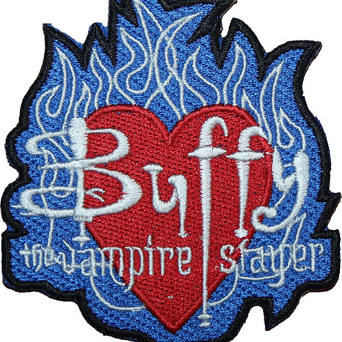 Buffy Patch Collection
