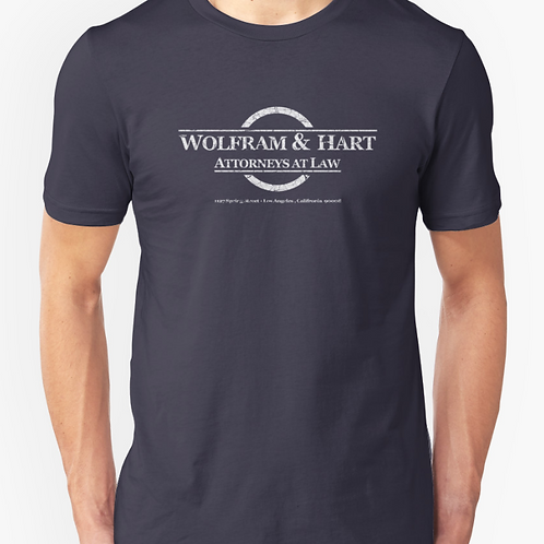 Wolfram and Hart Attorneys At Law Collection