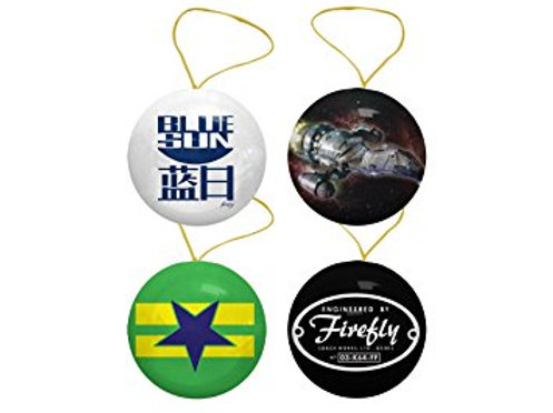 Firefly Ornament Collection
