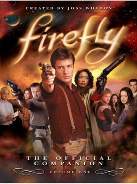Firefly: The Official Companion: Volume 1 & 2