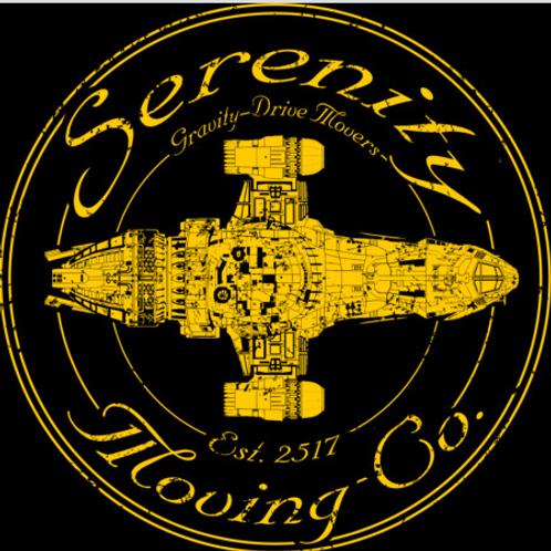 Serenity Moving Company Tshirt