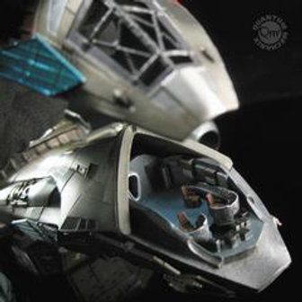 Quantum Mechanix Serenity 1:250 Cutaway Replica
