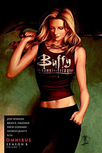 Buffy Season 8 Ominibus
