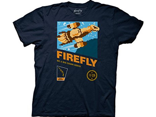 Firefly Retro Video Game Tee