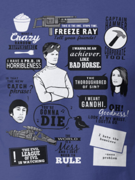 Dr. Horrible Quotes Collection