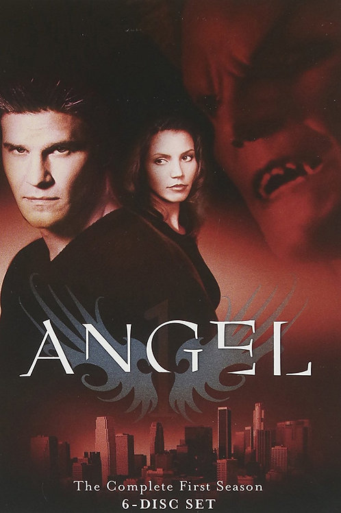 Angel - Seasons One Through Five