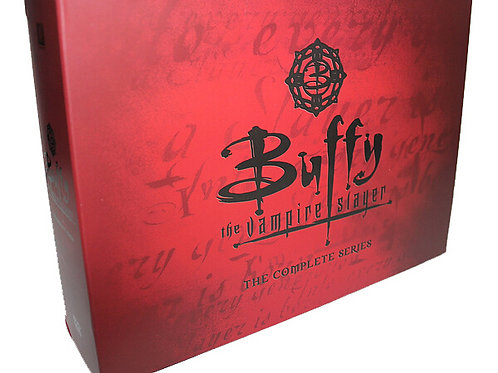 Buffy the Vampire Slayer: The Complete Collection DVD Set